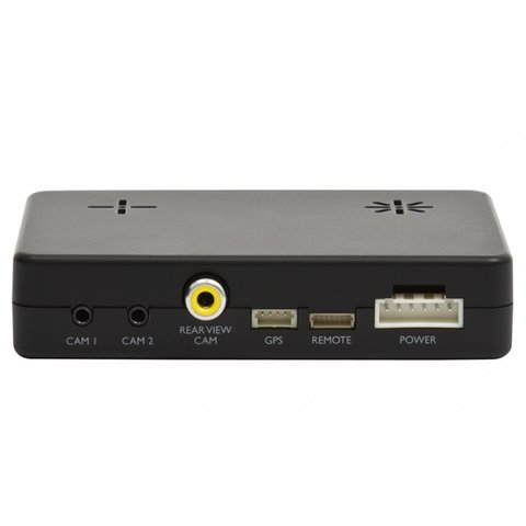 Автомобільний відеореєстратор з GPS на 4 камери Smarty BX 4000 Прев'ю 4