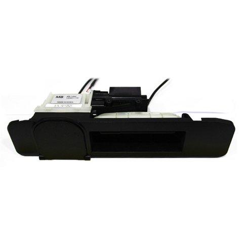 Камера заднего вида в ручку багажника для Mercedes-Benz ML / GL / GLA Прев'ю 2