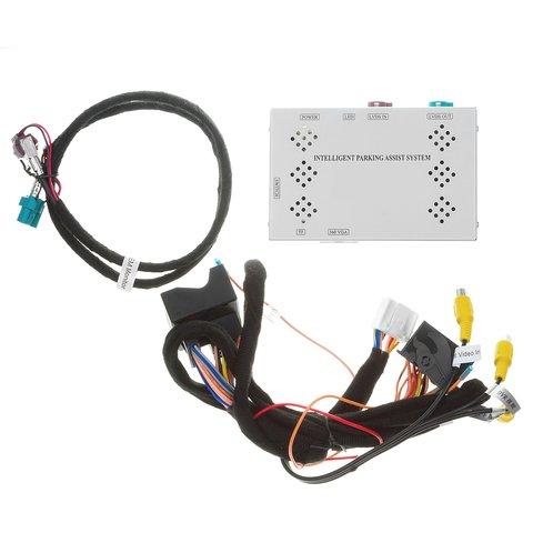 Адаптер подключения камеры заднего и переднего вида для BMW с системой NBT EVO Превью 4