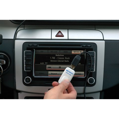 In-Car Internet Radio Adapter Dension IRD10GEN Preview 2