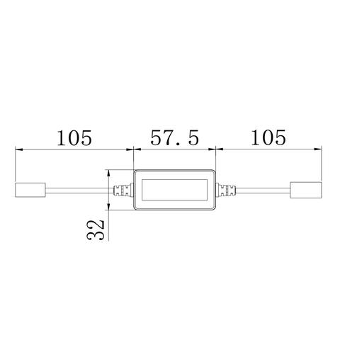 Адаптер CAN-шины для предотвращения ошибок ламп головного света UP-DE-H7 - Просмотр 2