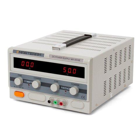 Регульований блок живлення Masteram MR5005E Прев'ю 1