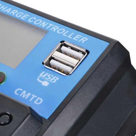 Контролер заряджання фотомодуля PVI-PWM-10A (10 A) Прев'ю 1