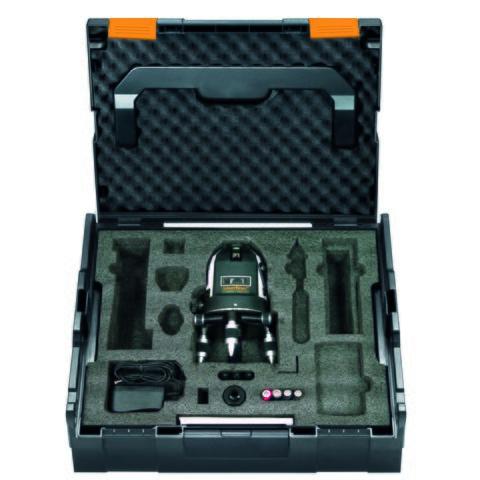 Лазерний рівень Laserliner CombiCross-Laser 5 DLD Прев'ю 4