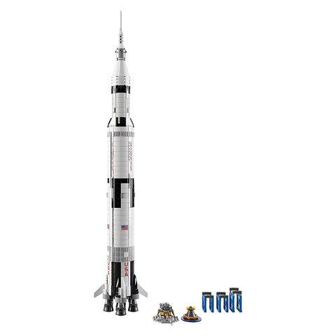 Конструктор LEGO Ideas NASA Аполлон Сатурн-5 21309 Превью 3