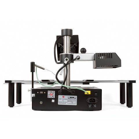 Infrared BGA Rework Station Jovy Systems RE-7550 - Preview 7