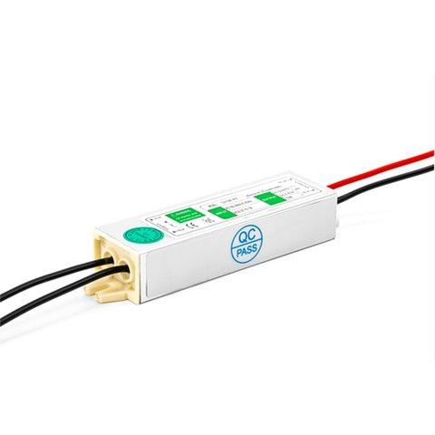 LED Power Supply 12 V, 12.5 A (300 W), 90-250 V, IP67 Preview 2